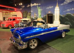 1956 Chevrolet Bel Air Custom Convertible