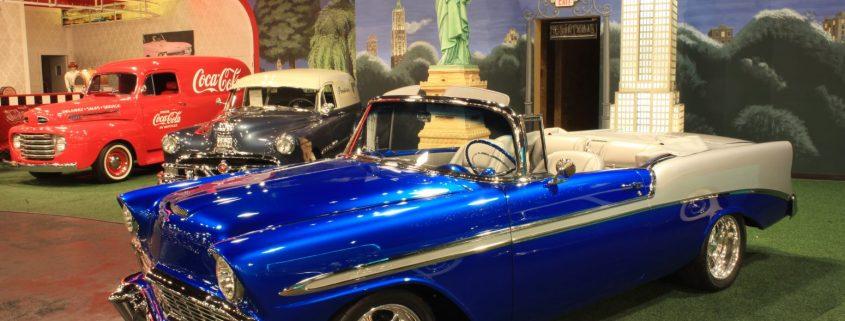 1956 Chevrolet Bel Air Custom Convertible