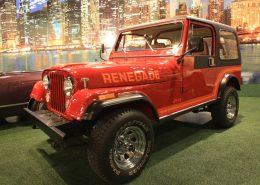 1986 Jeep Renegade