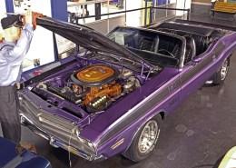 1971 Dodge Challenger Custom Convertible
