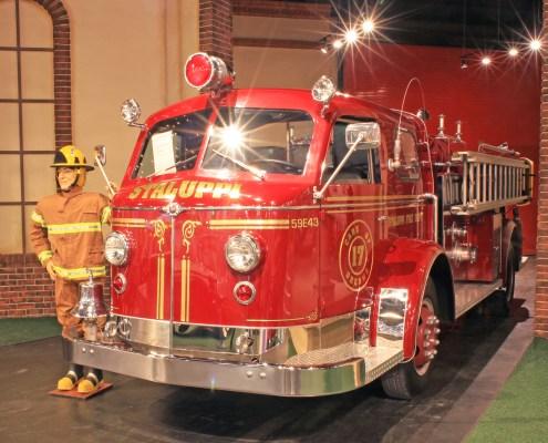 1953 American LaFrance Fire Truck