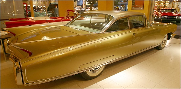 Past Collection 1960 Cadillac Eldorado Seville Welcome To Cars