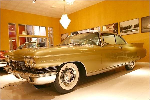Past Collection - 1960 Cadillac Eldorado Seville - Welcome