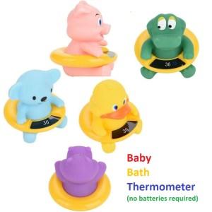 Jucarie cu termometru de baie