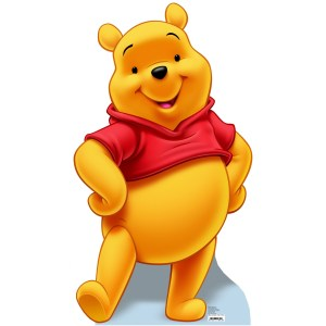 Winnie+the+Pooh+Life-Size+Cardboard+Stand-Up
