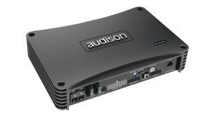Audison Forza AP-F8.9bit - 8 CH AMPLIFIER WITH 9 CH DSP 8x135W