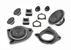 Audison AV-MB - Voce Mercedes 3Wege System Passiv