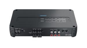 Audison SR4.500 - 4 Kanal Verstärker 4x220WRms @2Ohm