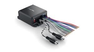 Connection SLI2.2 High-Low Level Interface für OEM Radios 2Kanal mit Autosense