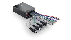 Connection SLI4.2 High-Low Level Interface für OEM Radios 4Kanal mit Autosense