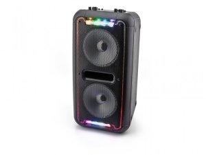 Caliber HPA502BTL Karaoke-Lautsprecher, Mikro, LED,BT,USB