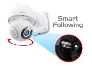 Smarthome Caliber HWC403PT Outdoor Kamera HD 1080P, IP66, APP, Tuya, Smartmotion