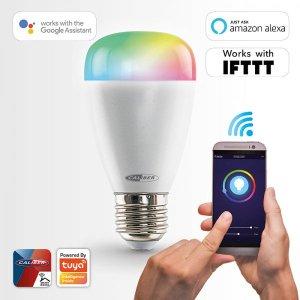 Smarthome Caliber HWL2101 Smart LED E27, RGB-2700K, APP,WiFi,Alexa