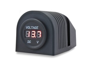 Caliber MAV100 Voltmeter 6-24Volt inkl Aufbaugehäuse