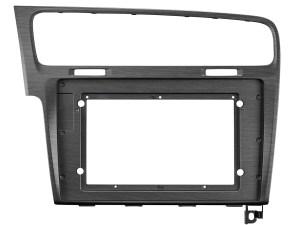 ZENEC Z-F2022 Rahmen für VW Golf 7 Brushed anthracite gray (BNS) passend zu Z-E1010