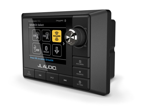 JL Audio MM100SBE Marinesteuereinheit IP66 NMEA