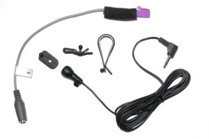 ZENEC EGO Mikrofon mit Kugelgelenk - Version MkII
