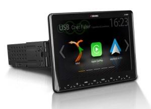 """Zenec Z-N965 – 1-DIN 9"""" Infotainer mit Apple CarPlay und Google Android Auto"""