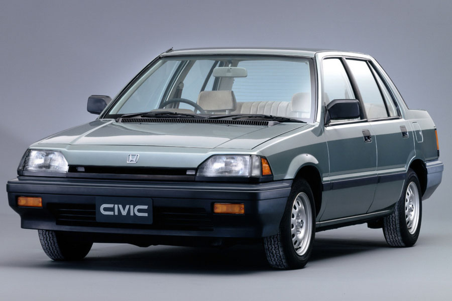 Civic Has Been A Very Successful Car From Honda Ever Since Its Production Kicked Off In The Early 70s And Oldest Competitor To Worlds