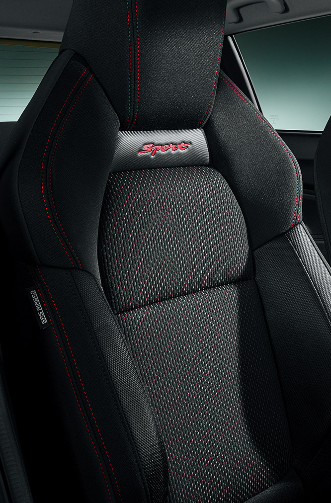 Suzuki Releases Interior Photos of New Swift Sport | CarSpiritPK