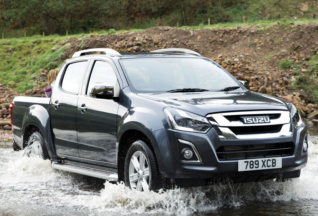 Isuzu D-MAX in Pakistan- What to Expect? 12