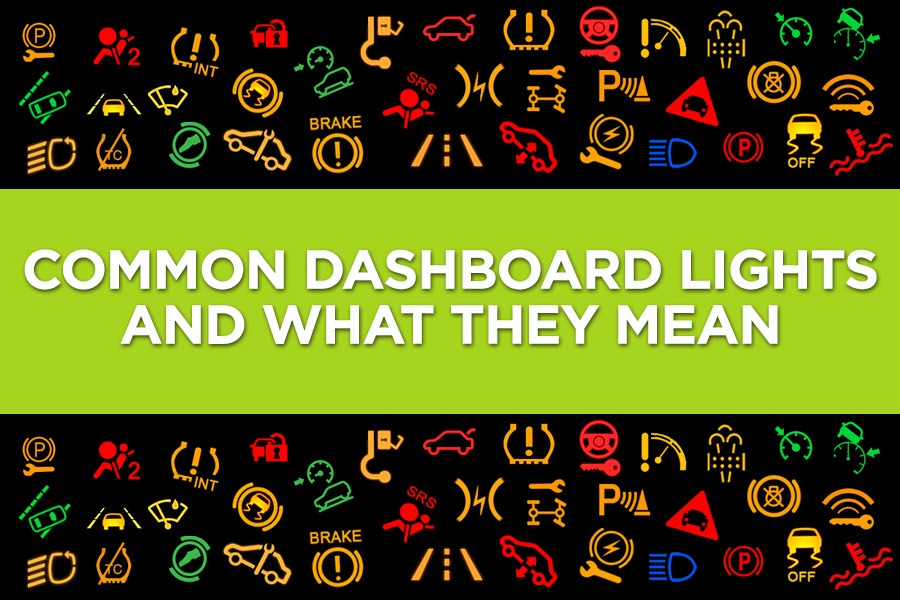 Car Dashboard Warning Lights You Should Know About Carspiritpk