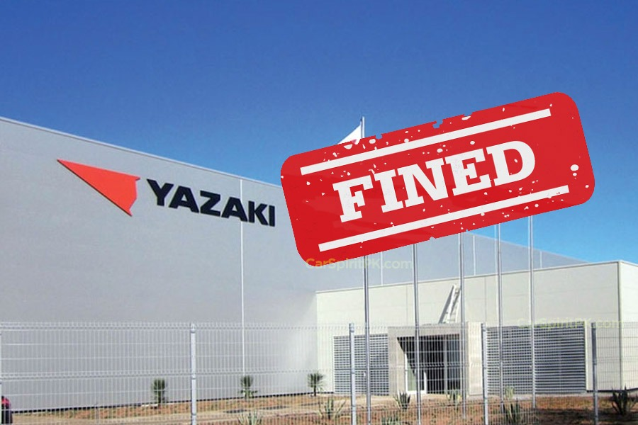 Toyota Supplier Fined $46 million for Colluding with Competitor in ...