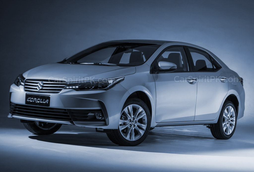 Toyota and Suzuki Collaboration will Give Birth to Suzuki Altis