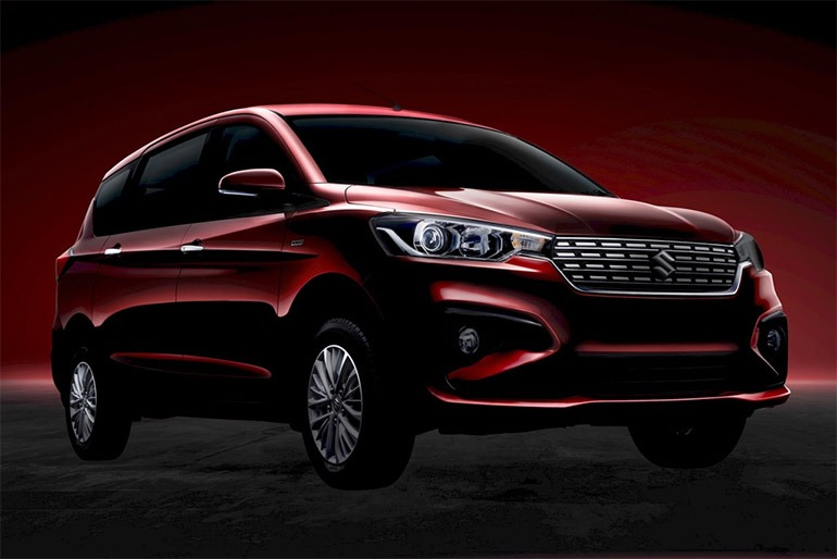Maruti Set to Launch the New Suzuki Ertiga in India