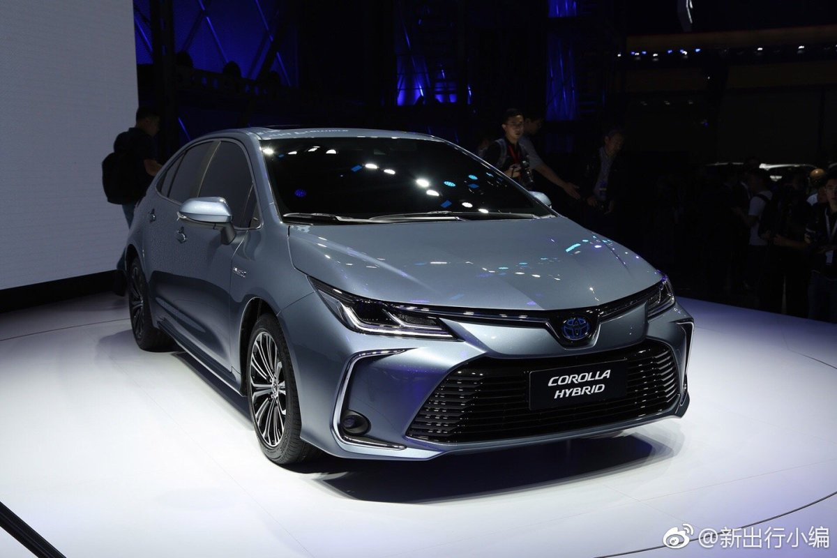 The All New Toyota Corolla Has Made Its Global Debut