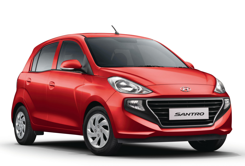 Hyundai to Halt Santro Bookings Due to Surprising Response