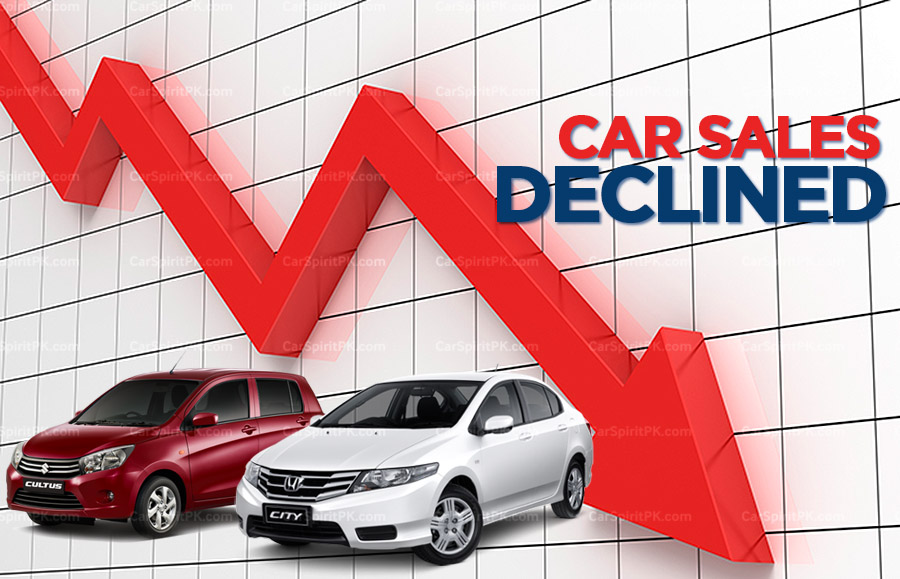 Car Sales Declined Sharply in November 2018