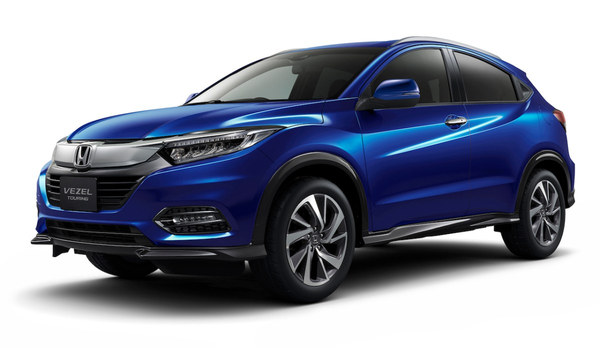 Honda to Launch Vezel Touring in Japan