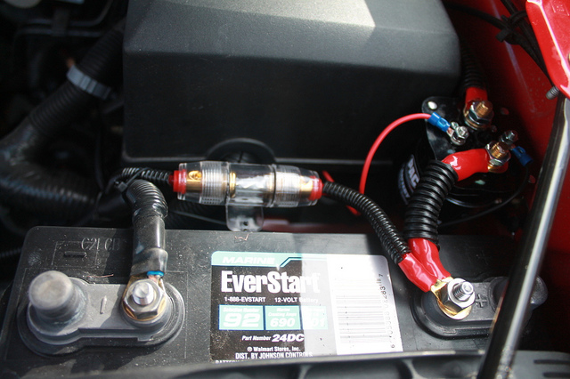 High Amp 12 Volt Power Pack