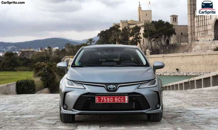 Toyota Corolla 2020 Prices And Specifications In Egypt Car Sprite