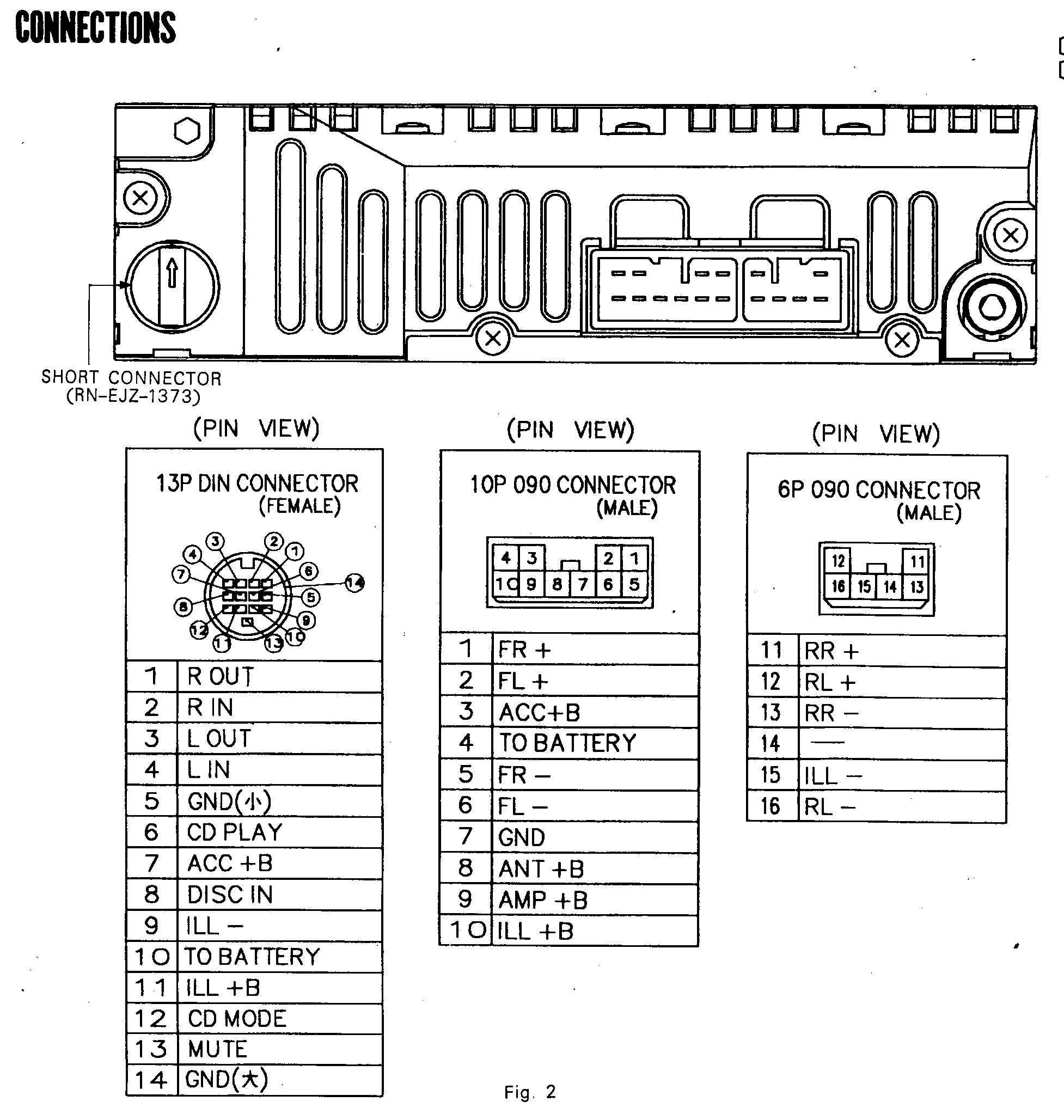 1996 isuzu trooper stereo wiring diagram wiring diagrams collection rh starsinc co Isuzu NPR Fuse Box Diagram Isuzu Starter Relay Wiring Diagram