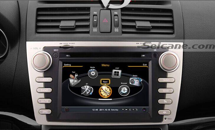 2010 Aftermarket 6 Mazda Radio