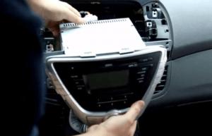 9 steps to upgrade 2011 2012 2013 Hyundai Elantra Radio