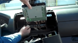 How to upgrade a 20072010 NISSAN QASHQAI head unit with