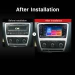 The Right Way To Upgrade A 2009 2010 2011 2012 2013 Skoda Octavia Bluetooth Gps Dvd Car Radio Car Stereo Wiki