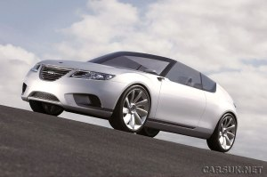 The Saab 9X Air Concept. Saab needs to innovate to move forward after being abandoned by GM
