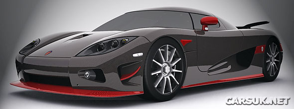 The Koenigsegg CCXR Edition - Now just 4 cars in the world!