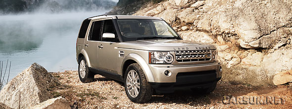Land Rover Discovery 4 - LR4 - launches in New York