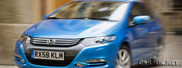 Honda Insight - reckoned by Jeremy Clarkson to be the worst car in the world!
