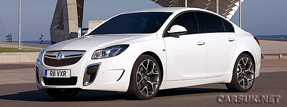 Vauxhall Insignia VXR makes its UK public Debut at the Goodwood Festival of Speed