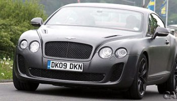 Bentley continental 24 a continental supersports special edition bentley continental supersports spotted sciox Gallery