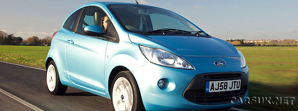Ford Ka Review On The Road