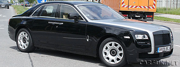 Rolls Royce Ghost - Prices & Performance
