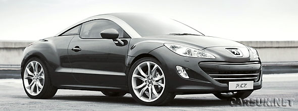 Peugeot has finally released details of the Peugeot RCX, which will launch at Frankfurt
