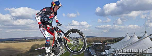 Dougie Lampkin Goodwood